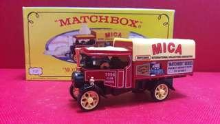 罕有中古 Matchbox Yesteryear Y27