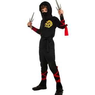 (Hot Sales)Boys Ninja Kids Kung Fu Cosplay(Big Discount)