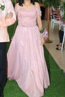 Bridesmaid Gown for sale!!