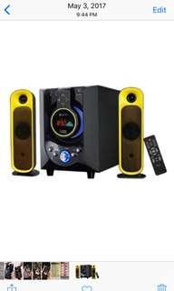 Denn 9970 Bluetooth Speaker 🔊