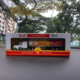 🚚 Shell Fuek Tanker 2010 Collectable