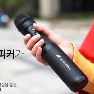 All in One Portable Handheld Mic with a in-built 10W speaker and amplifier system - #all in one Microphone Better than wireless handheld mic