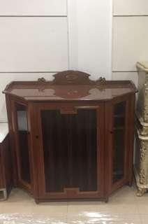 TV Cabinet ( Marble top)