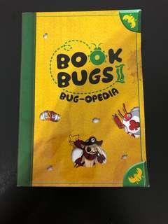 Book bugs 2 Opedia and cards for trade/exchange/sale