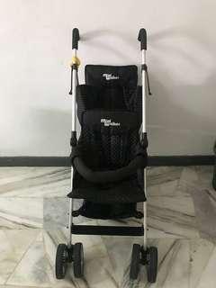 double stroller merricart
