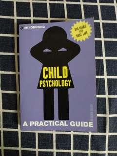 Child psychology; A practical guide