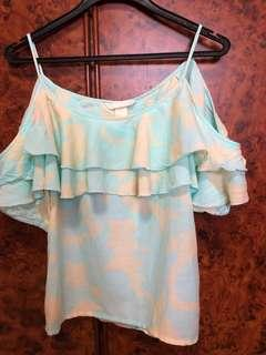 H&M Off Shoulder TOP