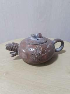 Teapot for display
