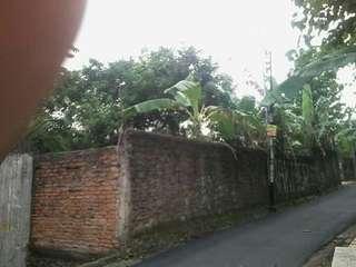 Dijual tanah darat 2.175  mtr Pamulang