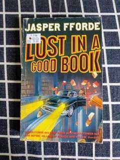 Jasper Fforde Lost in a good book #SBUX50