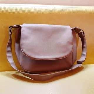 Sling Bag Brown Tas Selendang