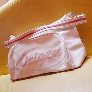 Hand Bag Oxygen White