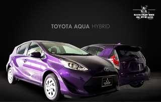 Toyota Aqua Hybrid 1.5 S (A)