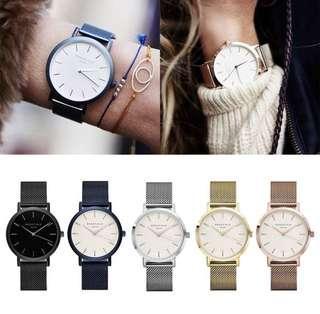 Steel Watches