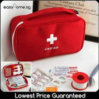 TV08- First Aid Pouch Large (3 Colors Available)