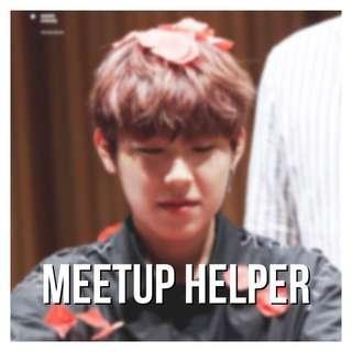 meetup helper 🍃