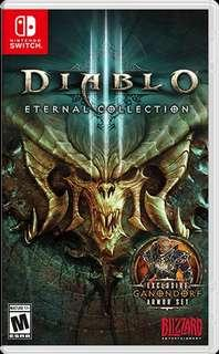 Brand New Diablo 3/III Eternal Collection