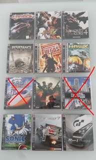 (包送貨)PS3 Games遊戲Sony Play Station3