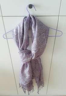Scarf # 4 (Purple)