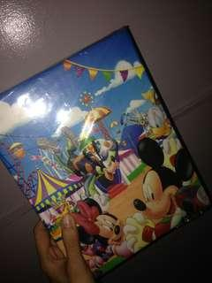 PHOTO ALBUM MICKEY MOUSE