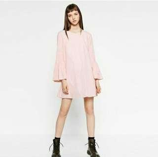 Authentic Zara Jumpsuit in Pink