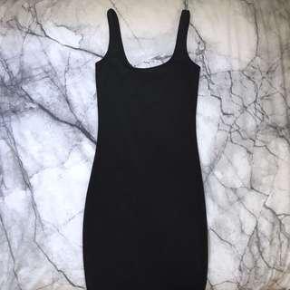 Bodycon midi dress XS