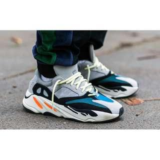 4a4b53e1a40 adidas Yeezy Wave Runner 700 Solid Grey