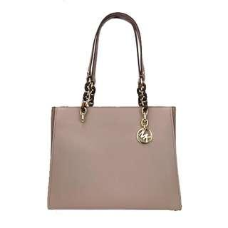 🚚 NEW ARRIVAL Michael Kors Sofia Large Tote Fawn