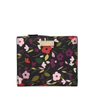 🚚 NEW ARRIVAL Kate Spade Laurel Way Small Wallet Floral Print
