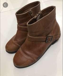 SEPATU BOOTS BELI DI MALAY