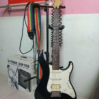 Yamaha Guitar EG112
