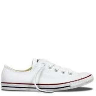 Converse Chuck Taylor All Star Dainty Low Top White