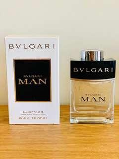 Bvlgari Man EDT 30/60ml