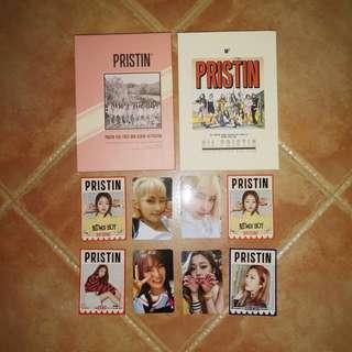 🚚 pristin hi!pristin albums
