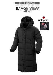 🚚 (預購)韓國🇰🇷超保暖過膝長版羽絨外套