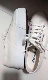 Authentic Used Superga Sneakers