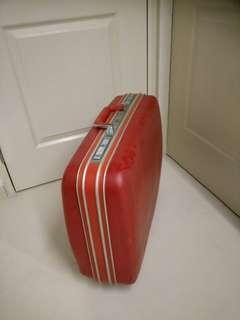 Old school luggage