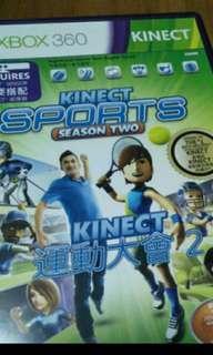 Xbox 360 kinect sports 2