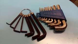 Allen Keys Sets