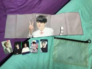 jimin slogan set
