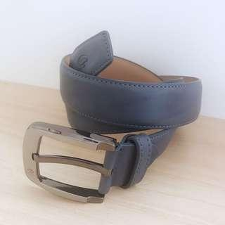 "*NEW* real leather belt 48"" 120cm"