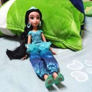 Hasbro Original Princess Jasmine Doll