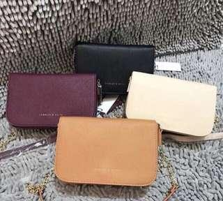 AVAILABLE FOR PRE-ORDER!! Charles and Keith Bag