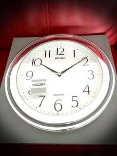 Seiko Wall Clock.