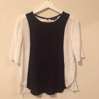 Aritzia Babaton shirt xs