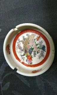 🍇日式瓷器煙灰缸