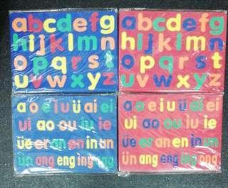 BN Foam Alphabets