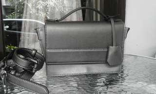 charles and keith ck2-80780302 color pewter original