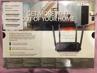 D-link Powerful Router AC1200