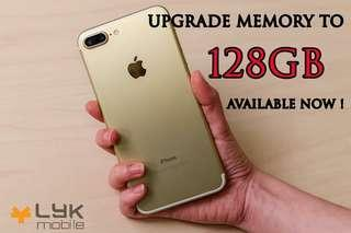 Iphone Upgrade Memory , iPhone 128gb Upgrade